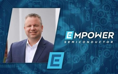 Empower Semiconductor Eyes Future Success in $6 Billion IVR Market, Timothy Phillips is Promoted to President and CEO