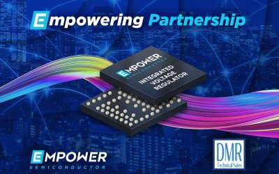 Empower Semiconductor Powers up Integrated Voltage Regulator Sales